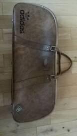 Retro Vintage Adidas Tennis Bag
