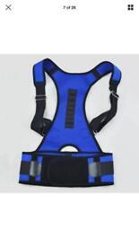 Back Lumbar Shoulder support Belt