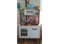 IKEA wooden children kitchen