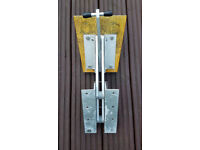 Quality Aluminium Outboard Engine Bracket - 30kg 20hp Boat / Yacht