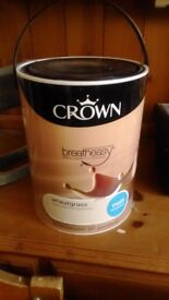 Crown Breatheasy Wheatgrass 5l
