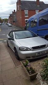 astra convertable spares or repairs