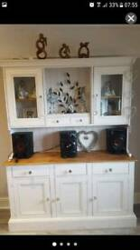 Shabby chic pine unit