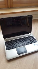 HP Pavilion i7 dv6-6170se Entertainment Notebook PC (with additional arabic keyboard)