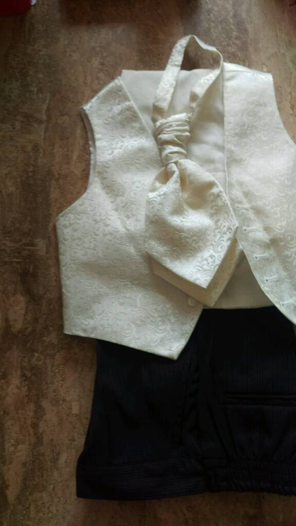 Page Boy Aged 2 Wedding Outfit Bhs Excellent Condition