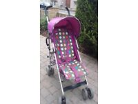 Stroller mama's and papas pipi