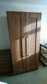 Bedroom suite, mfi type, good quality