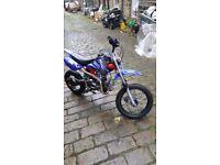 Mxb 125cc pitbike
