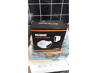 1 Rhino 2kw fan heater Pat Tested
