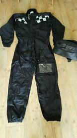 Triumph All-in-one Waterproof Motorcycle Oversuit