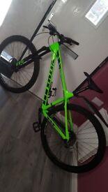 29# vitis hardtail mountain bike