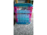 Dwarf hamster cages and accessories