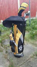 JOHN DALEY JUNIOR GOLF SET