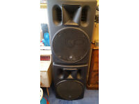 sky tec speakers 300 watt rms