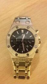 AP Rose Gold Watch