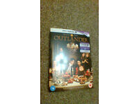 OUTLANDER SEASON 2 ON DVD - UNOPENED - NEW - £10