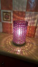 beautiful table lamp lovley condition