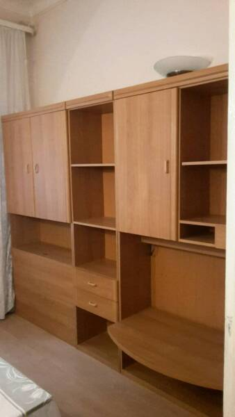 verkaufe wohnzimmerschrank 3 teilig in berlin. Black Bedroom Furniture Sets. Home Design Ideas