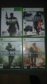 Call of Duty bundle Xbox 360