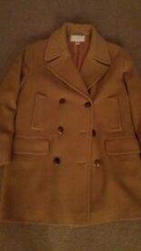 Austin Reed ladies camel coat size 12