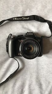 Canon PowerShot SX1-IS high zoom digital camera