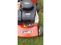 lawnmower mountfield 16 inch mower push