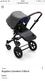 Bugaboo Cameleon Blend limited edition