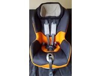 CHICCO KEY 1 X-PLUS CAR SEAT / BOOSTER SEAT suitable for age: 12m+ (from 9kg up to 18kg) --BARGAIN--