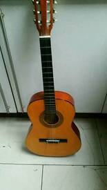 Herald 3/4 Size MG104N Acoustic Guitar