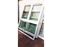 DOUBLE GLAZED WINDOW DOUBLE OPENER AND FIXED 1815W X 2070H