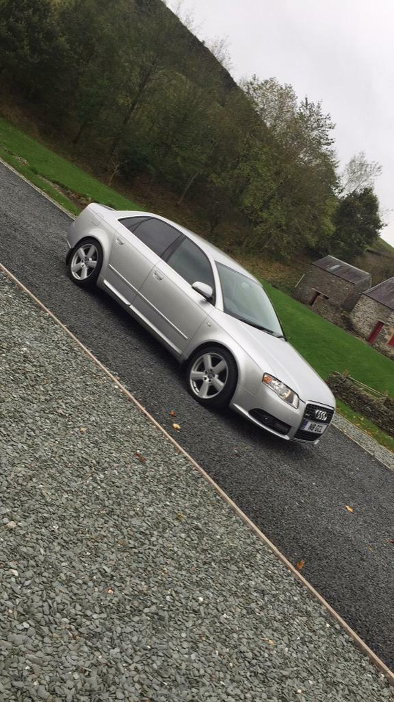 Audi A4 20 Tdi 170 Sline In Hawick Scottish Borders Gumtree