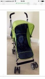Buggy stroller pram pushchair