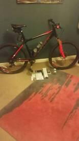Bike carrera fury