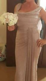Beautiful Bridesmaid dresses and bouquets as a package or will separate