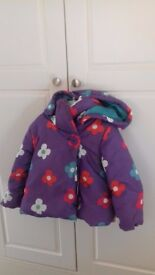 John Lewis coat for 18 - 24 month old girl