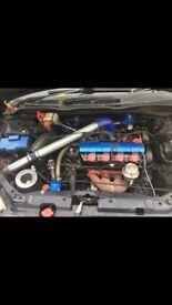 2002 (02) Honda Civic ep2 1.6 Turbo Converted Spares or Repairs Sleeper