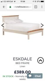Barker and Stonehouse Eskdale Double Bed Frame