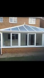 Conservatory roof only