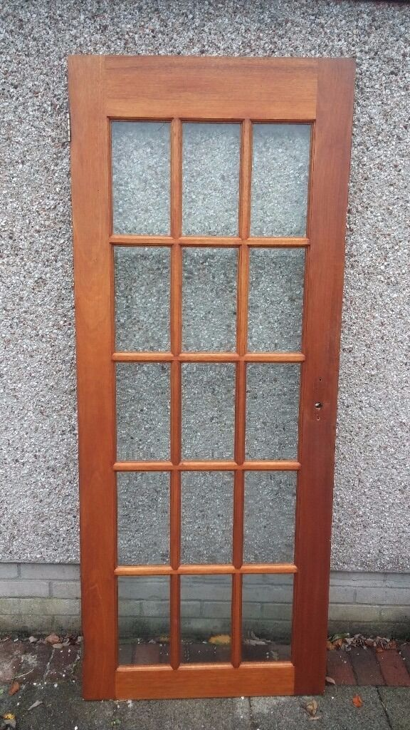 Solid Wood 15 Panel Interior Door In Bishopbriggs Glasgow Gumtree