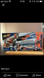 Nerf Rhino Blaster