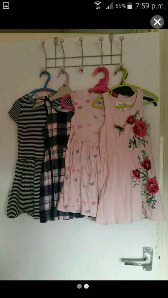 Girls clothes and shoes etc