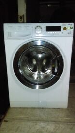 HOTPOINT 9kg WASHING MACHINE With Digital Screen
