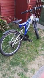 Sceptre Boys bike