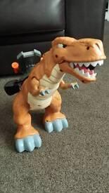 Imaginext t-rex