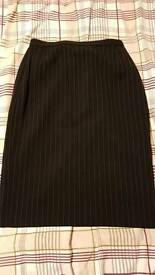 M&S pencil skirt. Never worn size 10
