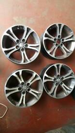 VAUXHALL INSIGNIA ALLOYS 2014 LIMITED EDITION