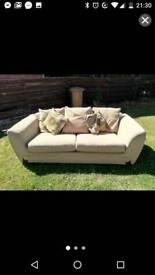 Sofa green,