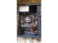 Immaculate gaming computer, 4th gen i7 4770 CPU, 4gb gtx 970 g1 gaming GPU, hyperx beast ram, ssd