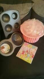 Cake Baking/Decorating Bundle