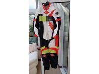 Fieldsheer Moto-Tek one piece racing leathers